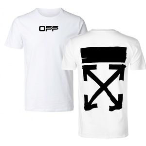 OFF WHITE T-SHIRT UNISEX